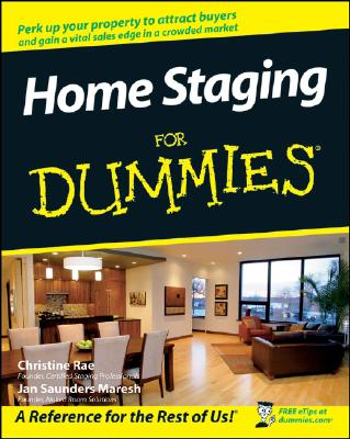 Home Staging for Dummies By Rae, Christine/ Maresh, Jan Saunders